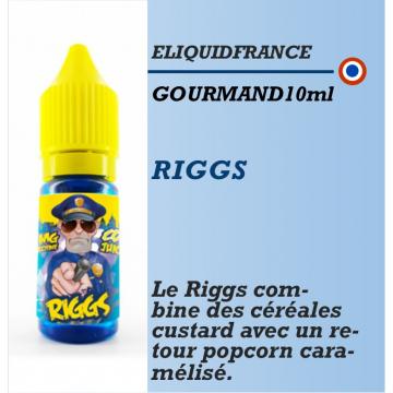 EliquidFrance - RIGGS - 10ml