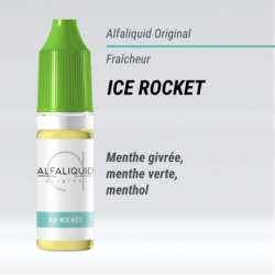 Alfaliquid - ICE ROCKET - 10ml