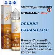 Machin - BEURRE CARAMELISE - 50ml