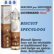 Machin - BISCUIT SPECULOS - 50ml