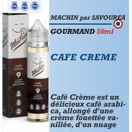 Machin - CAFÉ CRÈME - 50ml