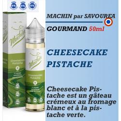 Machin - CHEESECAKE PISTACHE - 50ml