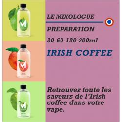 MIXOLOGIE - IRISH COFFEE - 30 - 60 - 120 - 200ml