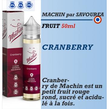 Machin - CRANBERRY - 50ml
