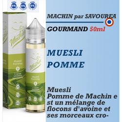 Machin - MUESLI POMME - 50ml