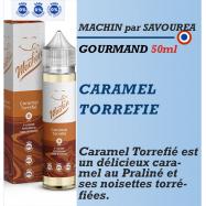 Machin - CARAMEL TORREFIE - 50ml