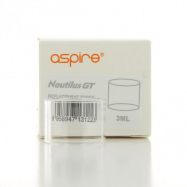 GLASS NAUTILUS GT 3ml par ASPIRE