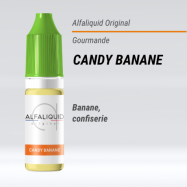 Alfaliquid - CANDY BANANE - 10ml