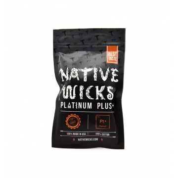 NATIVE WICKS - COTON PLATINIUM PLUS
