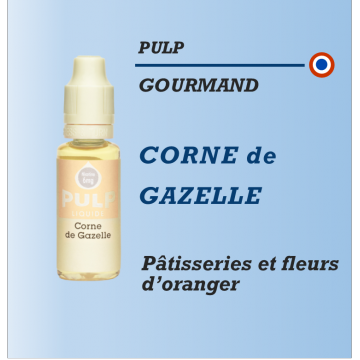 Pulp - CORNE de GAZELLE - 10ml