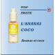 Pulp - L'ANANAS COCO - 10ml
