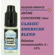 ELIQUIDFRANCE - AROME CLASSIC AMERICAN BLEND - 10 ml