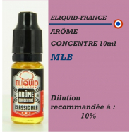 ELIQUIDFRANCE - AROME CLASSIC MLB - 10 ml
