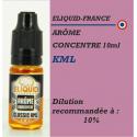 ELIQUIDFRANCE - AROME CLASSIC KML - 10 ml