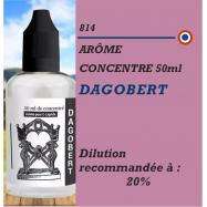 814 - ARÔME DAGOBERT - 50 ml
