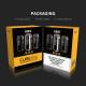BOX ISTICK CUBE 80W NEW COLOR par OBS