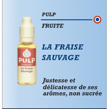 Pulp - FRAISE SAUVAGE - 10ml