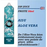 Zap Juice - AISU ALOE VERA - 50ml