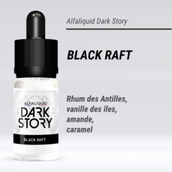 Dark Story - BLACK RAFT - 10ml - FS