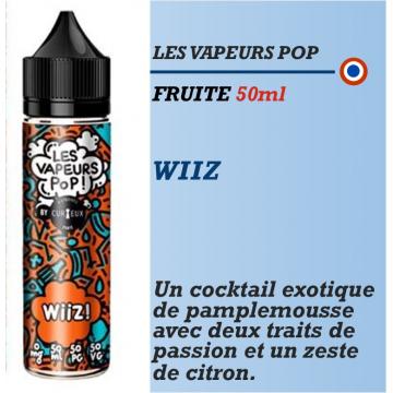 Les Vapeurs Pop - WIIZ - 50ml