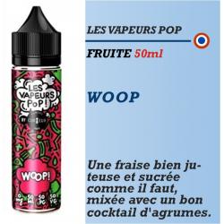 Les Vapeurs Pop - WOOP - 50ml