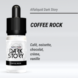 Dark Story - COFFEE ROCK - 10ml