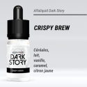 Dark Story - CRISPY BREW - 10ml - FS