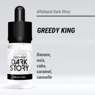 Dark Story - GREEDY KING - 10ml