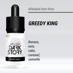 Dark Story - GREEDY KING - 10ml