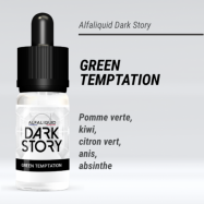 Dark Story - GREEN TEMPTATION - 10ml