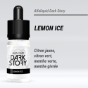 Dark Story - LEMON ICE - 10ml