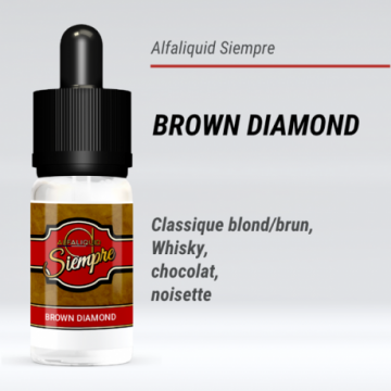 Siempre - BROWN DIAMOND - 10ml