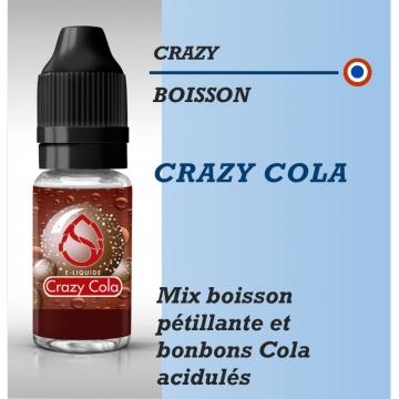 Crazy - CRAZY COLA - 10ml