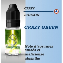 Crazy - CRAZY GREEN - 10ml