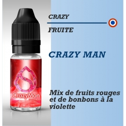 Crazy - CRAZY MAN - 10ml