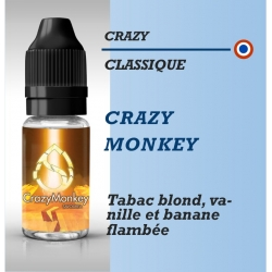 Crazy - CRAZY MONKEY - 10ml