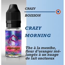 Crazy - CRAZY MORNING - 10ml