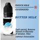 The French Milk - BUTTER MILK - 10ml