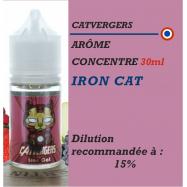 Catvengers - ARÔME IRON CAT- 30 ml