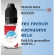 The FrenchMilk - GRENADINE MILK - 10ml