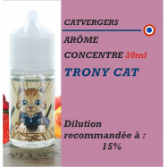 Catvengers - ARÔME TRONY CAT- 30 ml