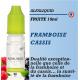 Alfaliquid - FRAMBOISE CASSIS - 10ml