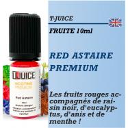 Tjuice - SALT RED ASTAIRE PREMIUM - 10ml