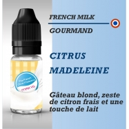 FrenchMilk - CITRUS MADELEINE - 10ml