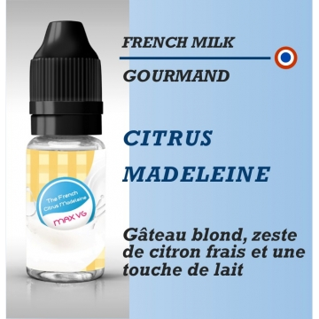 The French Milk - CITRUS MADELEINE - 10ml