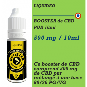 CBD ISOLATE - BOOSTER 500 mg - 10 ml