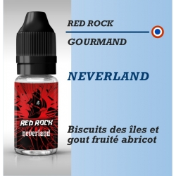 Red Rock - NEVERLAND - 10ml