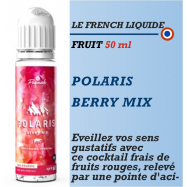 Le French Liquide - POLARIS BERRY MIX - 50ml