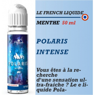 Le French Liquide - POLARIS INTENSE - 50ml