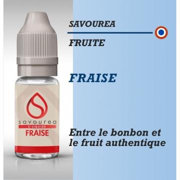Savourea - FRAISE - 10ml